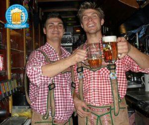 Inizio Oktoberfest Open Gate Pub