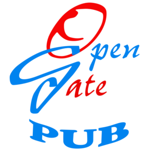 Logo Open Gate Pub