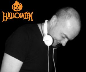 Festa di Halloween Dj Set di Giuliano Rame