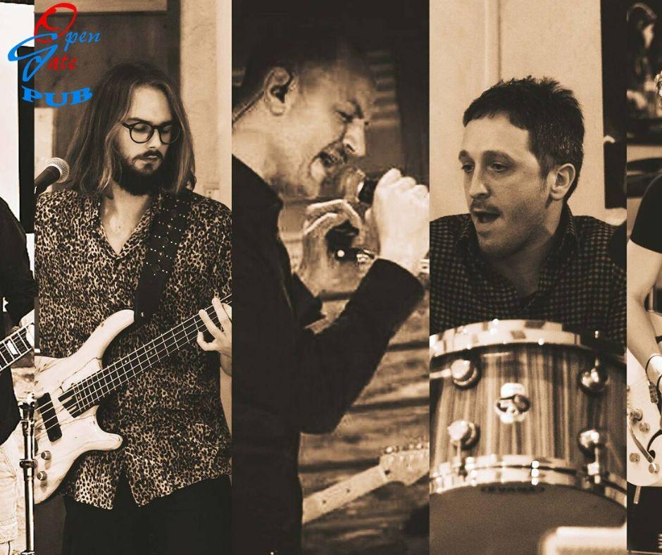 Blue Leaves Rock Band