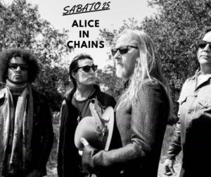 Alice in Chains Unplugged Live