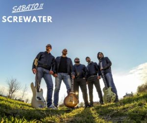 Screwater Musica dal vivo